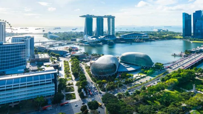 What is a Singapore company certificate of incorporation?