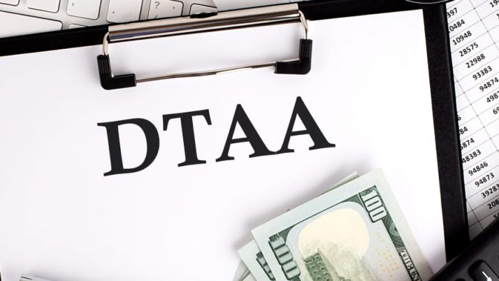 What Is A Double Taxation Agreement?